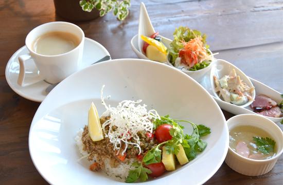 11/3(月)~ cote cafeランチ