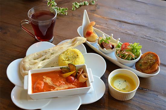 11/18(火)~ cote cafeランチ