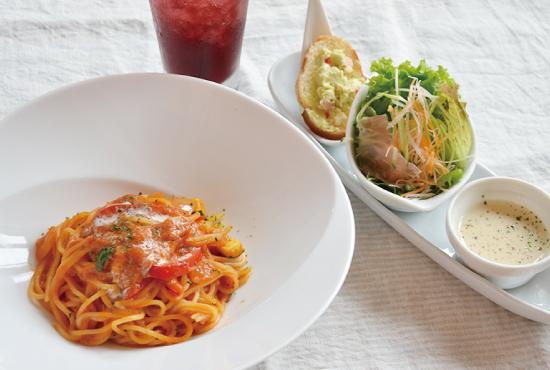 9/1(火)~ cote cafeランチ