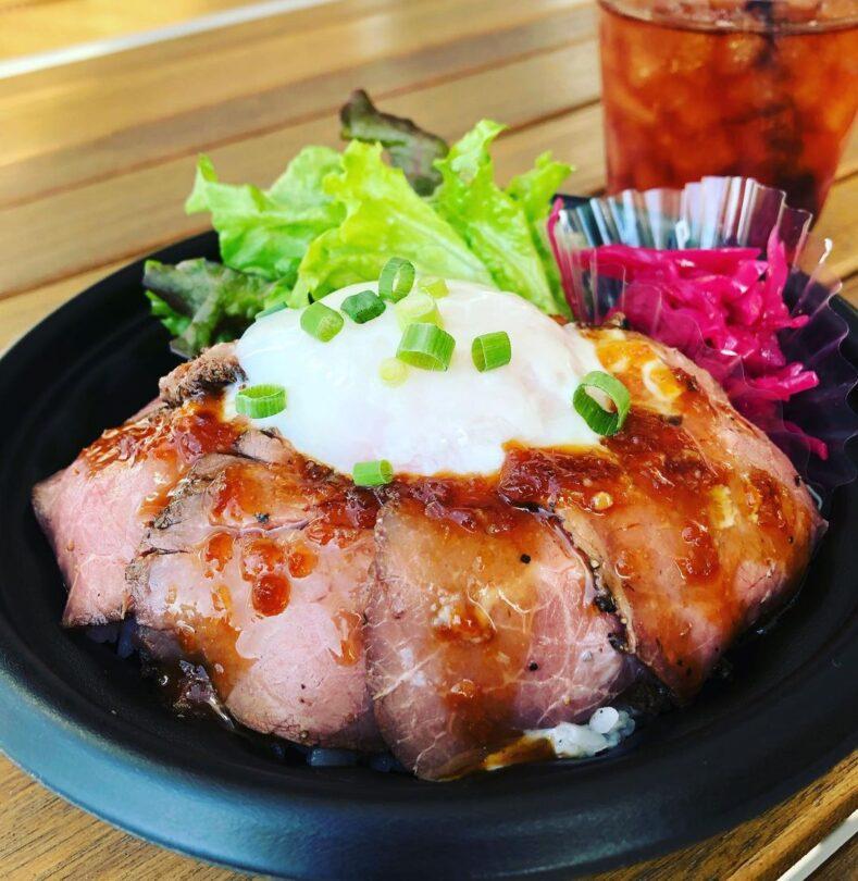ローストビーフ丼 千葉市テイクアウトのお店